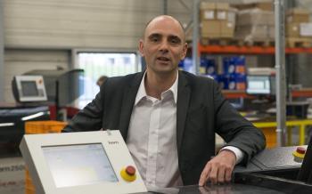 Éric Lafontaine, Directeur Commercial Associé d'Indus MD