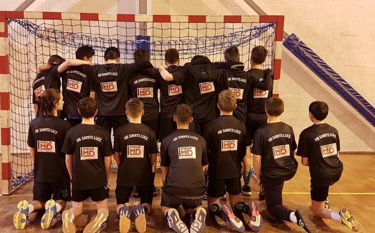 Indus MD sponsort du Hand Ball de Saint-Luce-sur-Loire