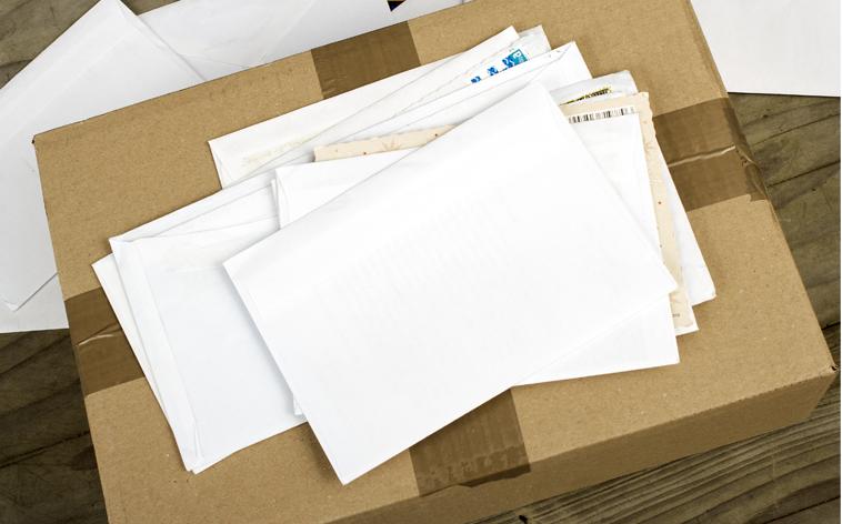 Enveloppes pour publipostage